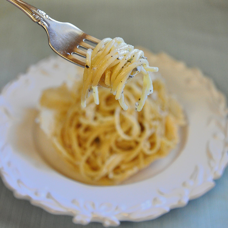 Cacio e Pepe Recipe from Rome