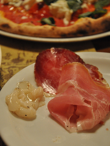 Salumi and Lardo from Tuscany