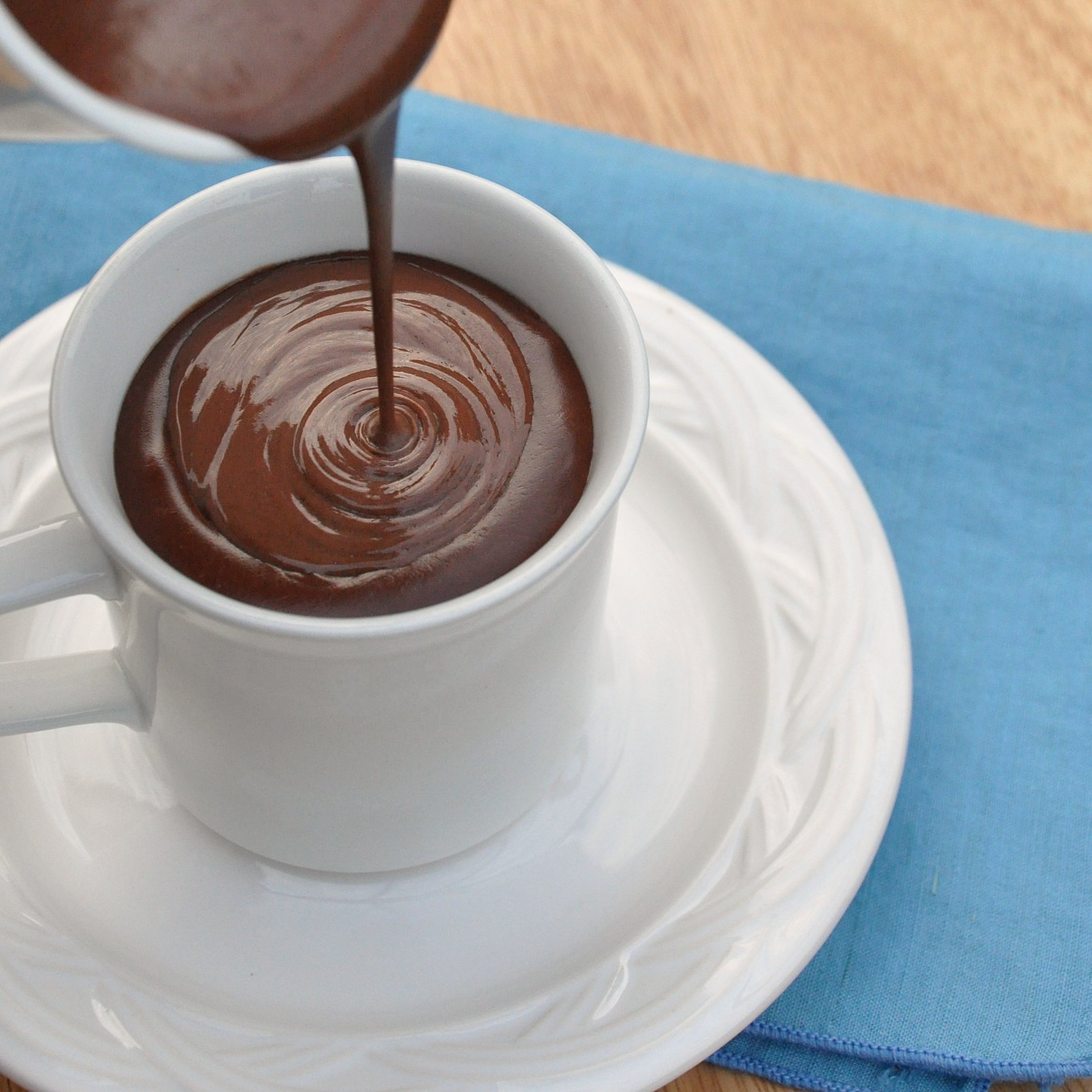 Italian Hot Chocolate at Carnevale in Venice - Food Lover's ...