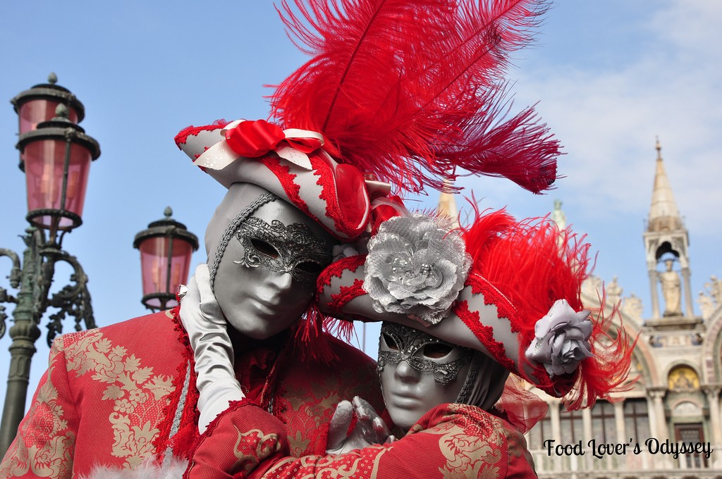 Venice Costumes at Carnival