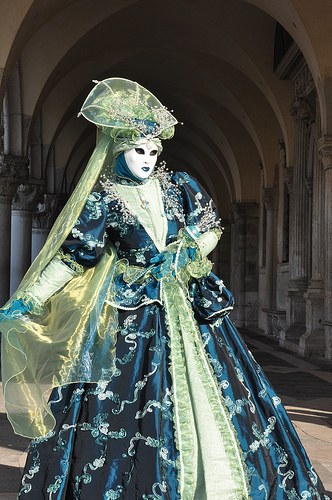 Venice Carnival Costumes 4