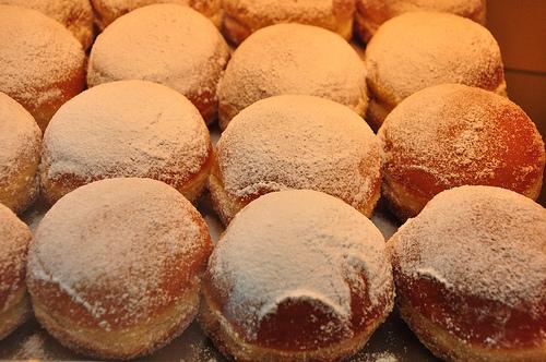 Kraffen Doughnuts for Carnival