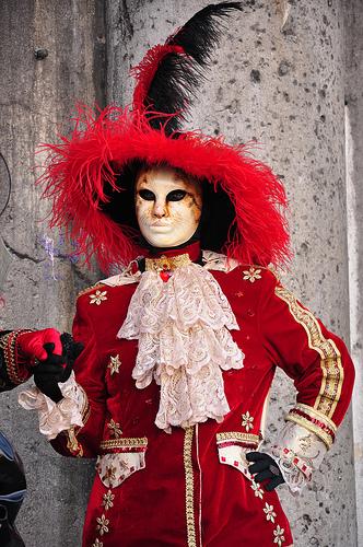 Venetian Carnevale Costumes