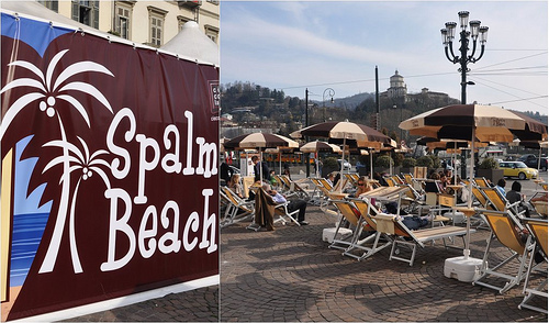 Spalm Beach at CioccolaTo