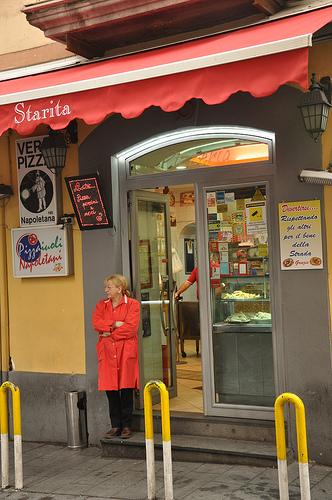Pizzeria Starita a Martedei in Naples Italy
