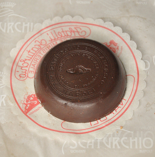 Scaturchio Ministeriale Chocolate Medallion