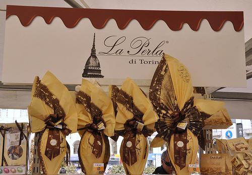 La Perla Chocolatier Turin