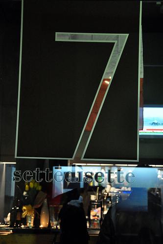 Bar Settedisette in Lecce