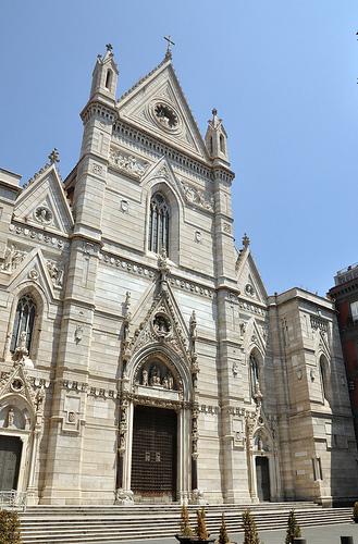 Duomo in Naples