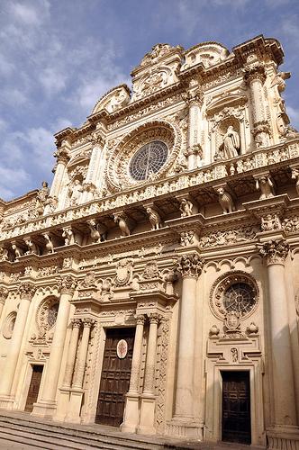 Basilica Santa Croce in Lecce