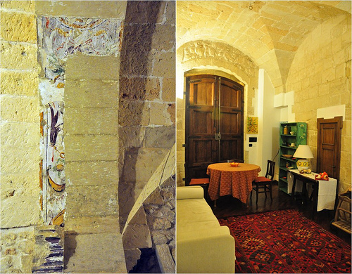 Chiesetta Suite at Chiesa Greca in Lecce