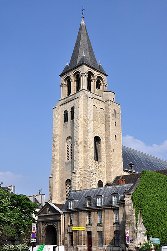 Church of Saint-Germain-des-pres