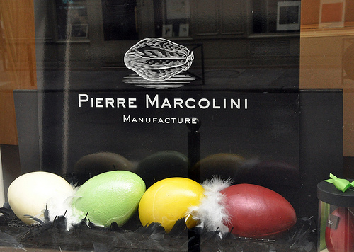 Pierre Marcolini in Paris