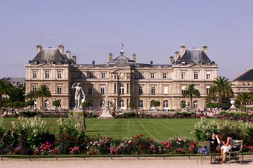 luxembourg palace - Jardin Du Luxembourg