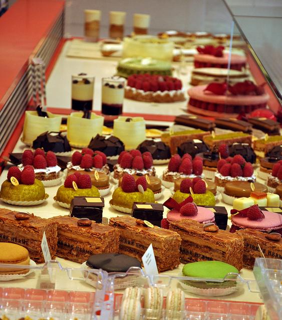 Paris Pastries Binge - Pierre Herme - Food Lover's OdysseyFood Lover's Odyssey