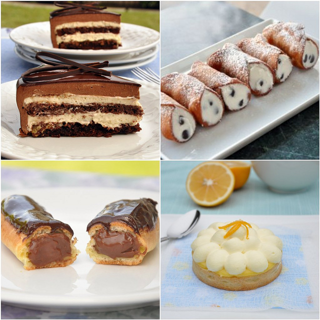 Holiday dessert recipes food lover 39 s odysseyfood lover 39 s for List of traditional christmas desserts