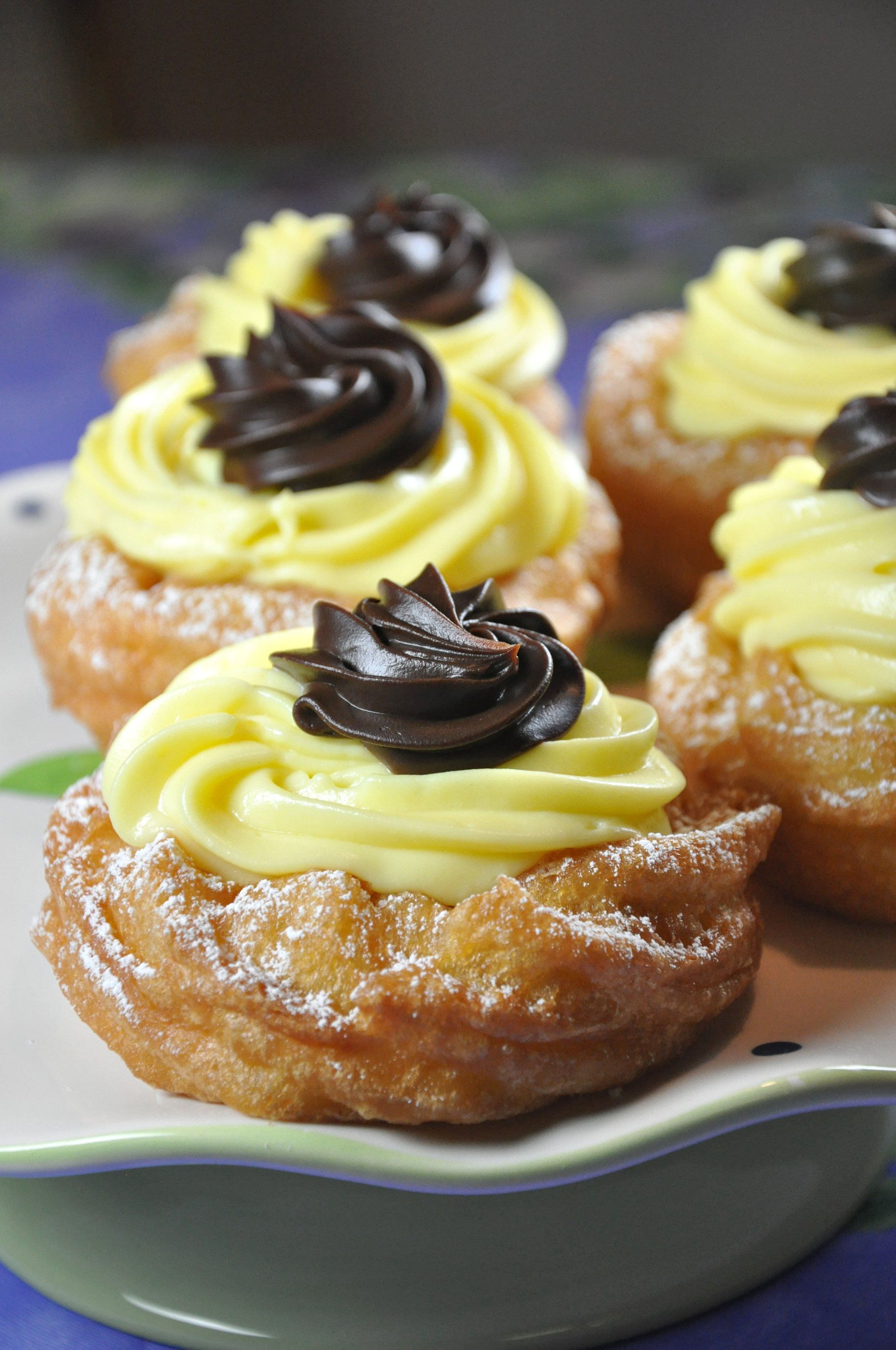 Zeppole di San Giuseppe - Food Lover's OdysseyFood Lover's ...