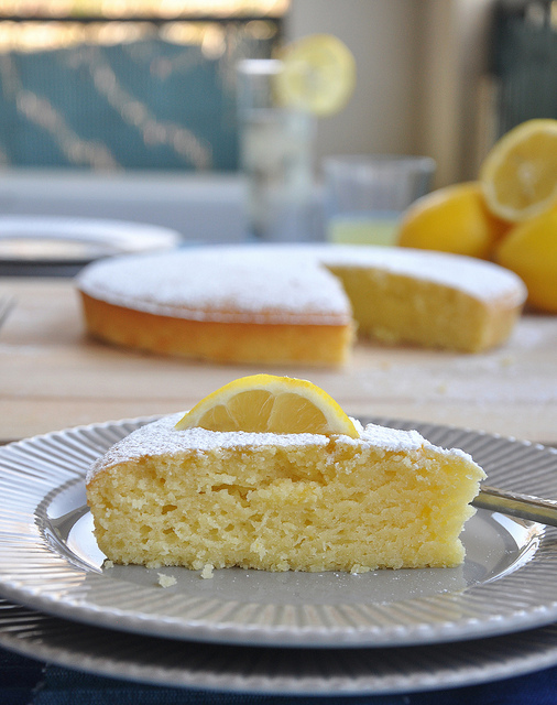 lemon olive oil cake pugliaFood Lover's Odyssey
