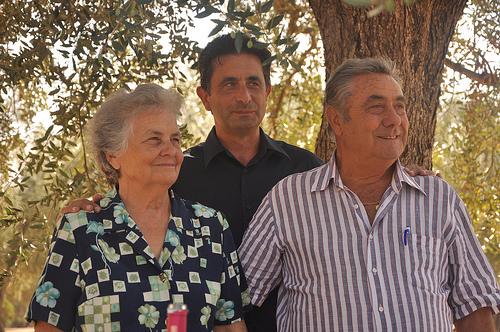 Puglia Olive Oil Family