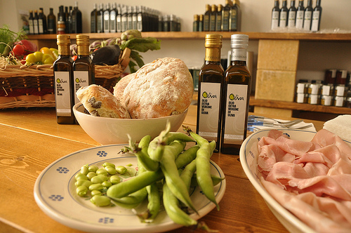 Food and Olive Oil in Puglia