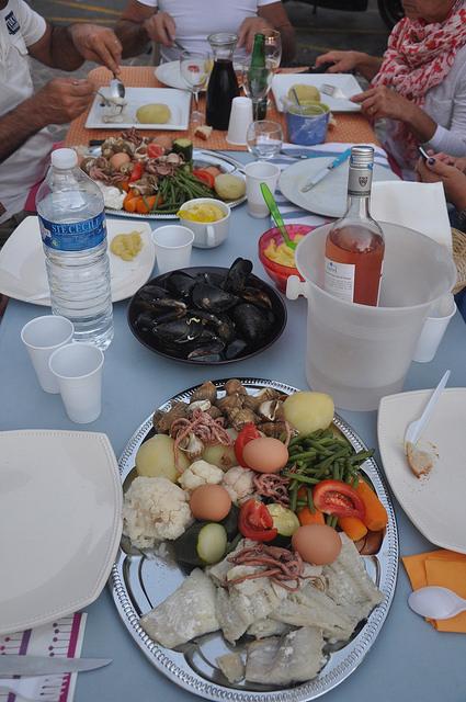 Aioli Dinner in Provence