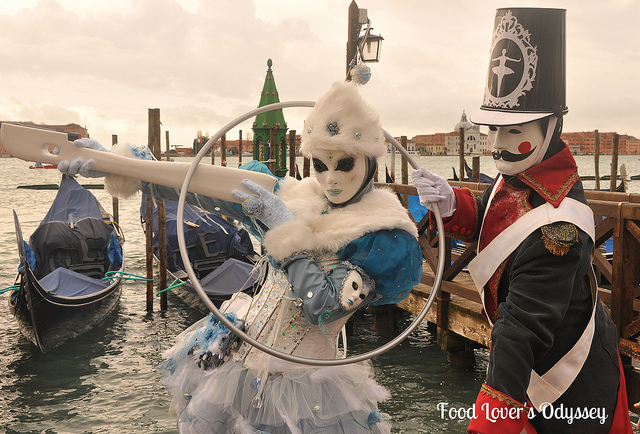 Venice Carnival photo of the day