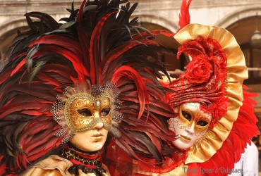 Carnival Costumes Photos Venice