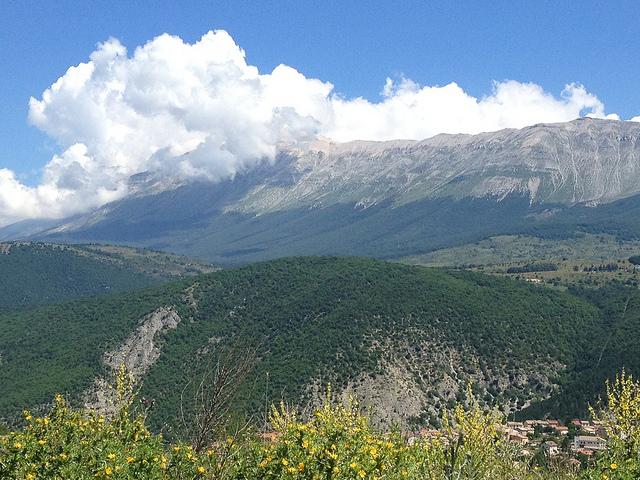 Maiella valley Abruzzo