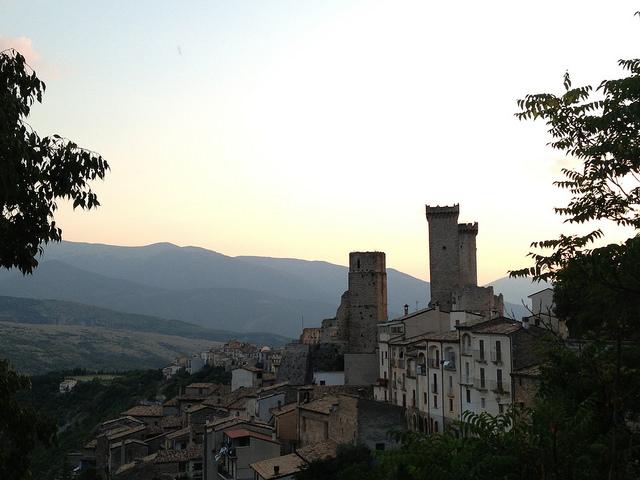 Pacentro in Abruzzo