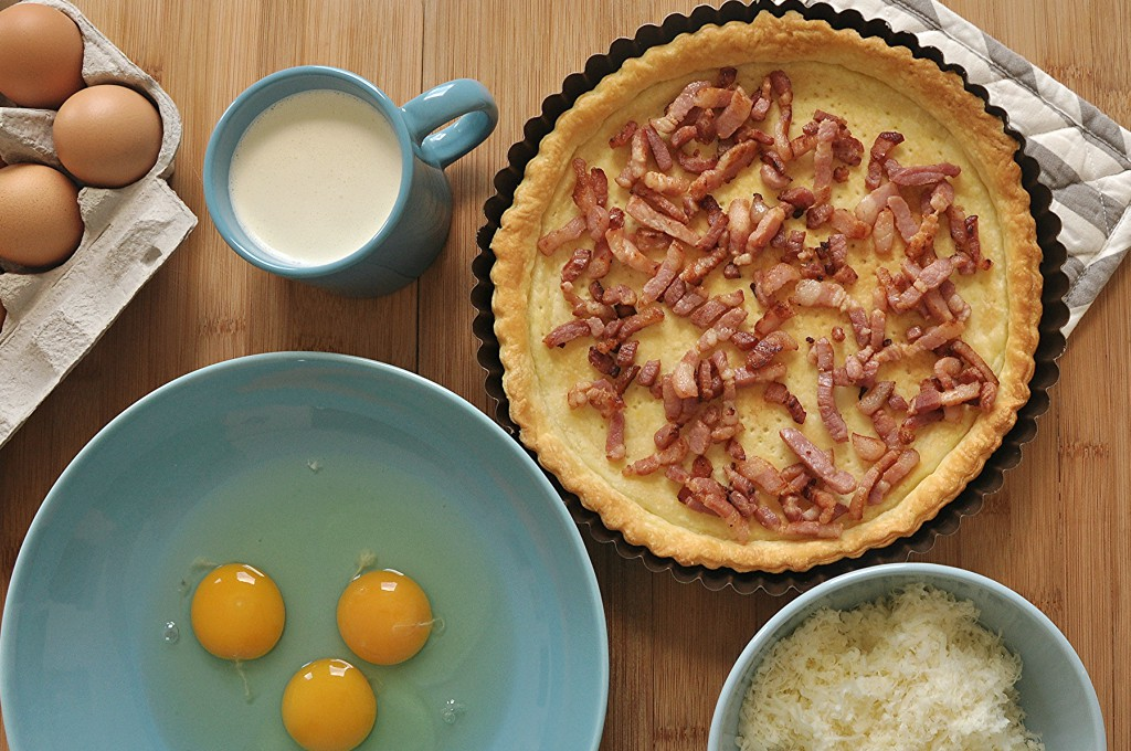 French Quiche and Pastry Class