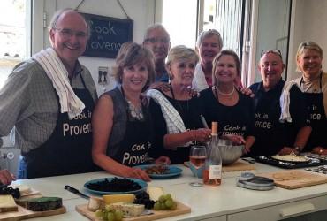 Cooking Class Aix en Provence
