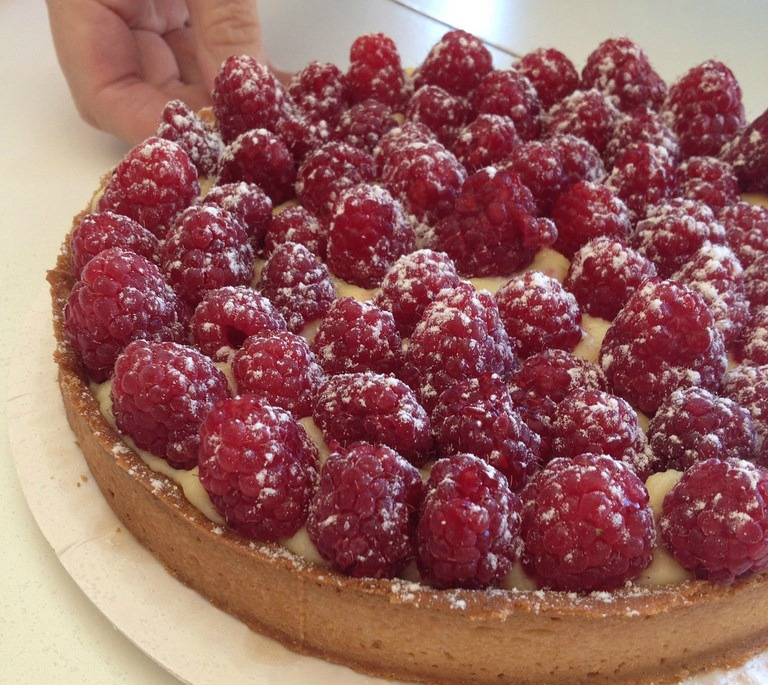 Tart-aux-framboises-Cook-in-Provence1