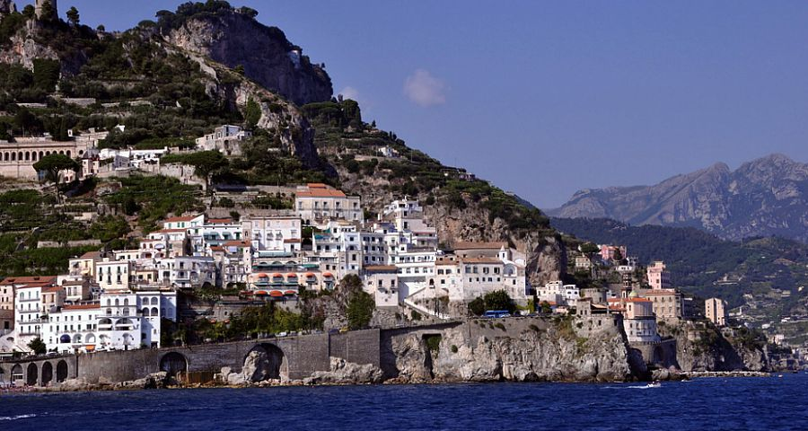Amalfi-Coast-by-Boat