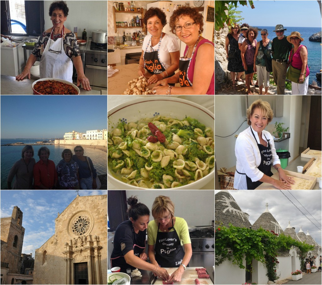 Puglia Italy Culinary Vacation