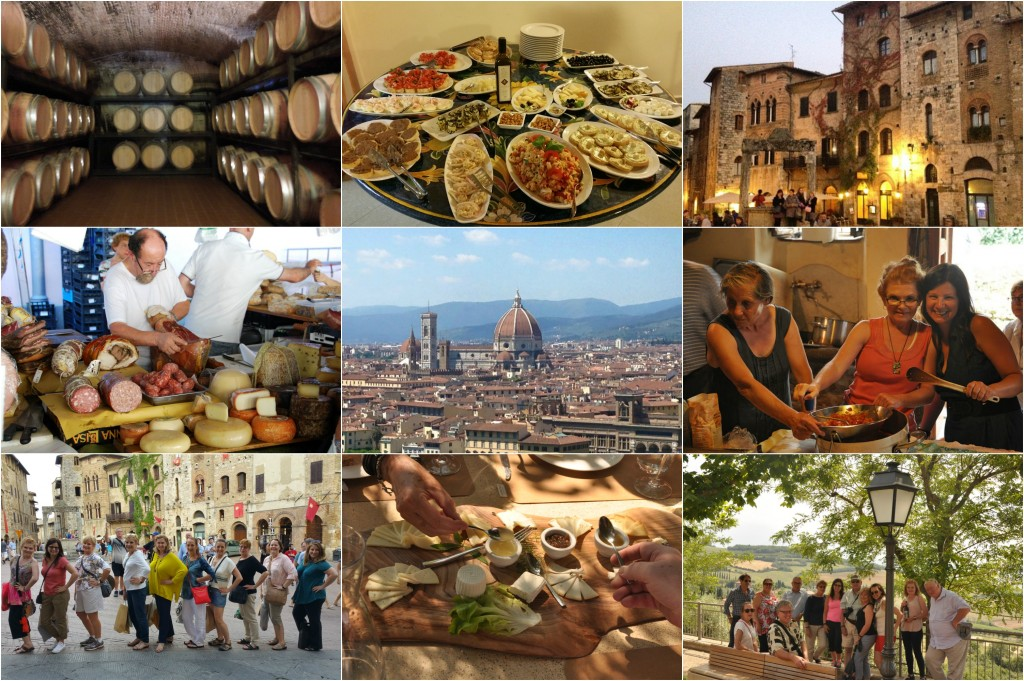 Tuscany Culinary Vacation
