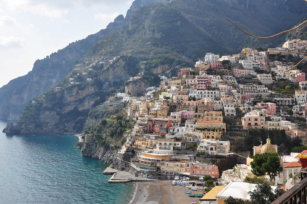 Food Lovers Rome Amalfi Coast Vacation