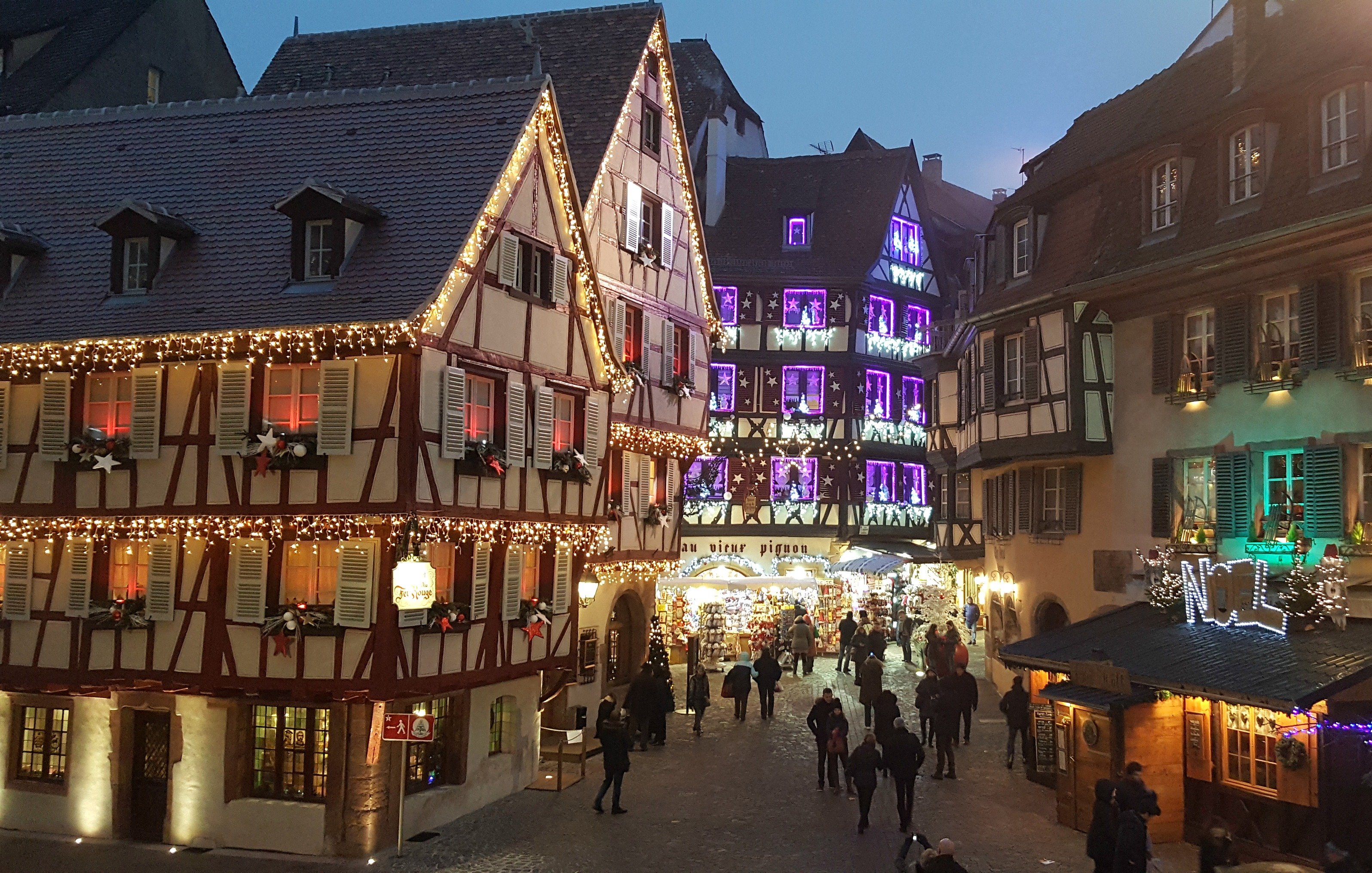 France Christmas Markets Vacation
