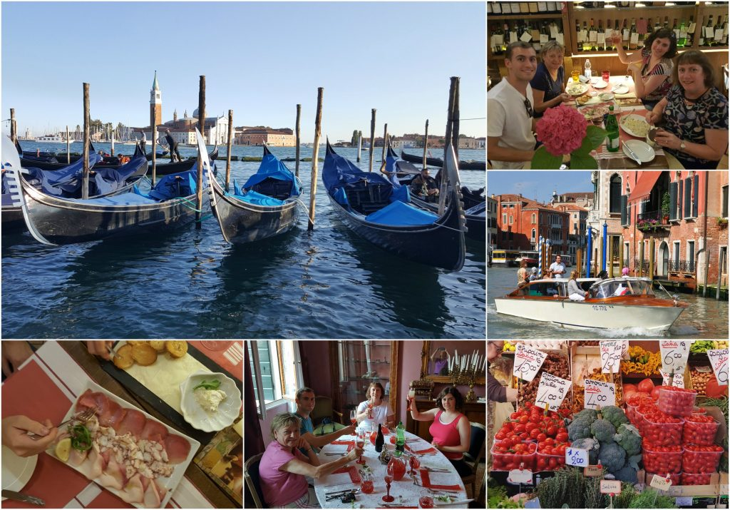 Venice Cooking Vacation