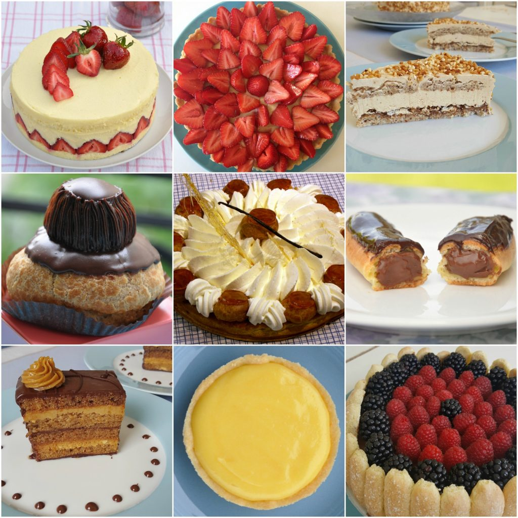 French Pastry Week in Provence