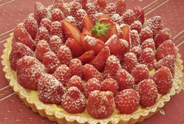French Strawberry Tart
